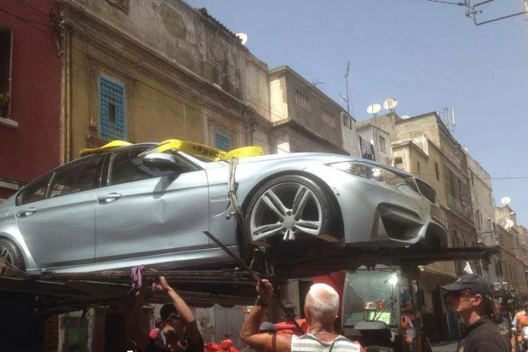 Bmw Mission Impossible 4