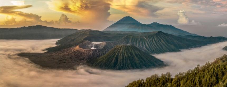 isola di java indonesia