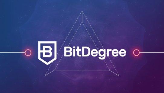 Login to BitDegree - First Blockchain Based Online Education Platform