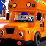 As Rodas No Onibus Onibus Cancao Bebe Rimas Wheels On The Bus