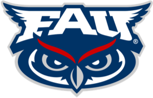 Florida Atlantic Football logo