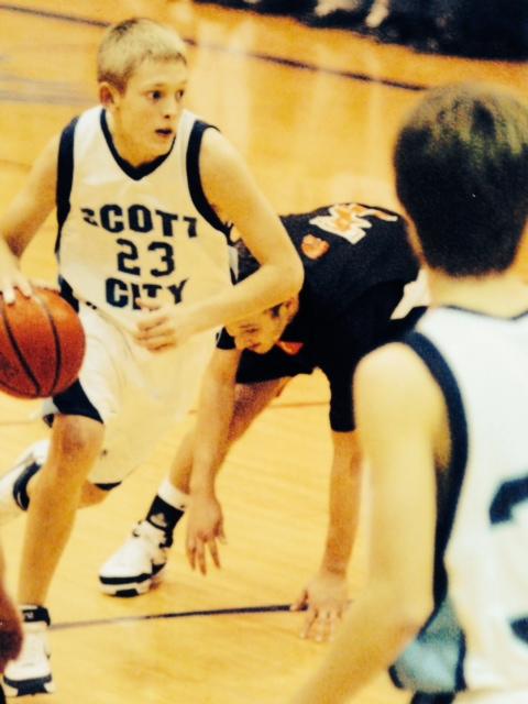 Scott Ron Baker City Ks