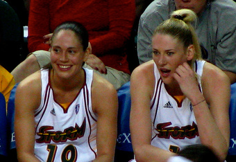 sue bird and lauren jackson