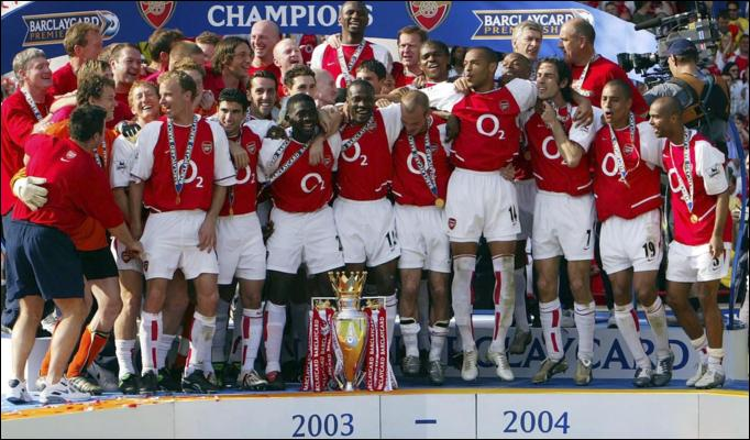 World Football: Paying Tribute to the 'Invincibles ...