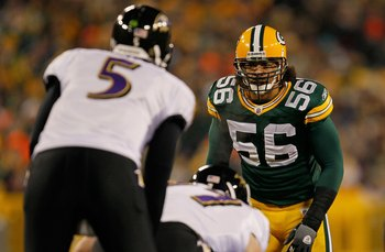 Green Bay Packers: Nick Barnett and 10 Veterans Who May Be ...