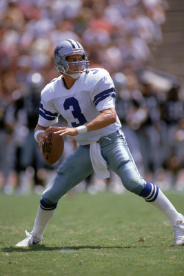 Dallas Cowboys QB Steve Walsh - The Boys Are Back blog