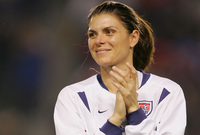 10 Greatest Female Soccer Players in History | Bleacher Report