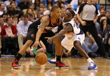 Damian Lillard is the most impactful rookie thus far this season, but he might be fool's gold.