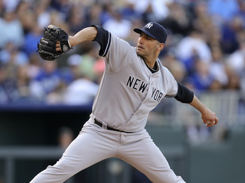Andy Pettitte seems ageless