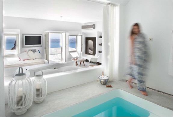 Grace Hotel Breathtaking Luxury Boutique Hotel Santorini Greece