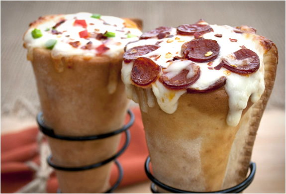 Image result for pictures of pizza cones