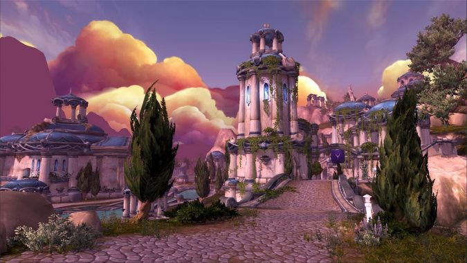World Of Warcraft Legions New Zones Dungeons And Raids