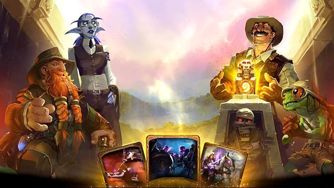 Top Cards From Hearthstones League Of Explorers Blizzard Watch