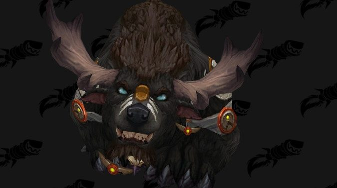Highmountain Tauren Customization Options Offer Antlers