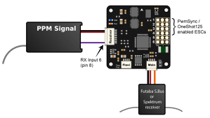 Opto Brushless Esc With Simonk 20a Mini Cc3d Wiring Diagrams  wiring online