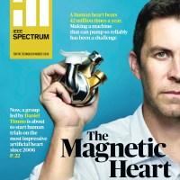 The Magnetic Heart for IEEE Spectrum