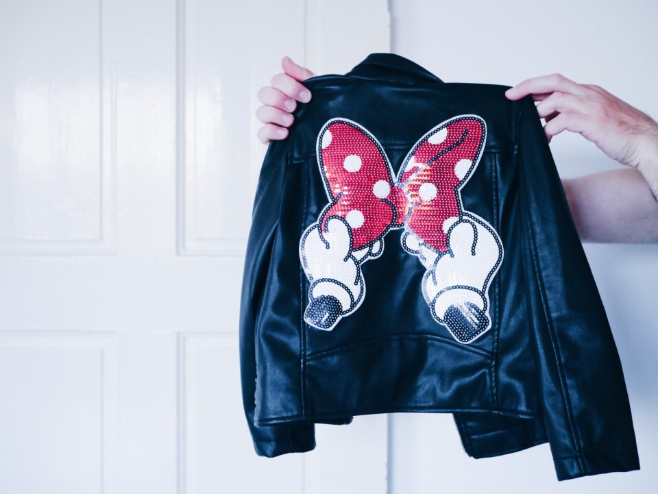patches minnie mouse ører