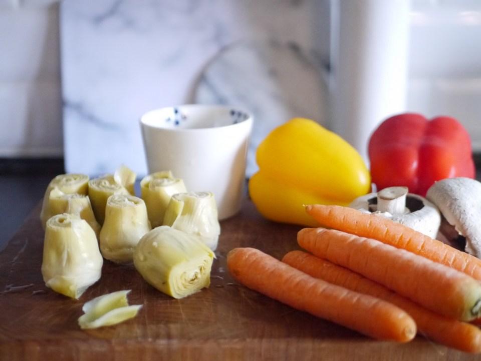 ingredienser laktosefri snack
