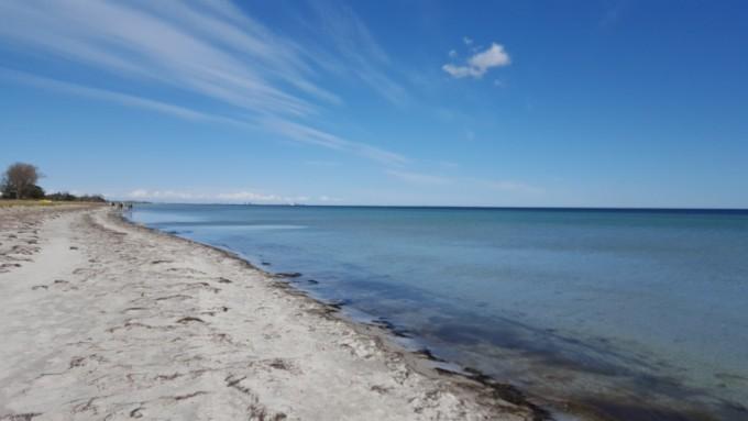 Greve strand.. Dejligt befriende og giver ro i sjælen 💝