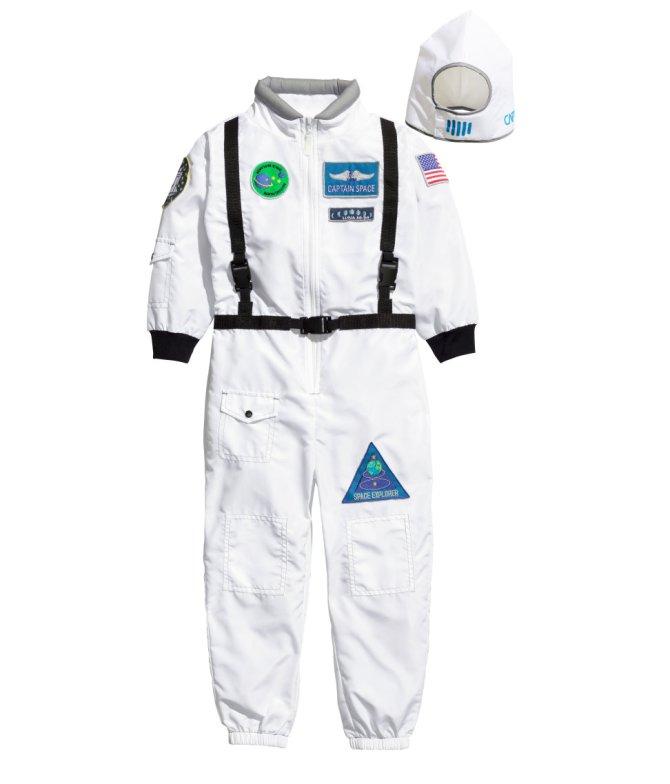 astronaut børn