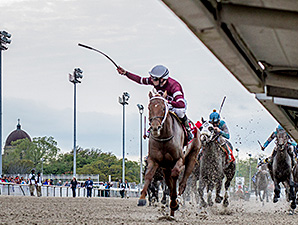 Gun Runner Dominant in Louisiana Derby