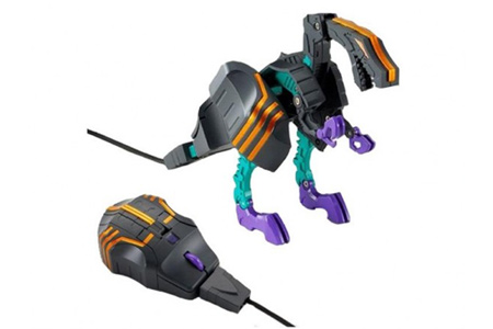 Trypticon Transforming Laser Mouse