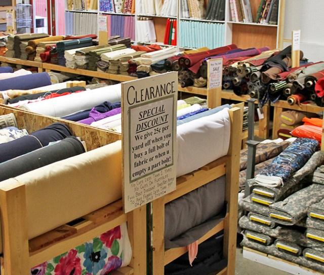 Zincks Fabric Stores