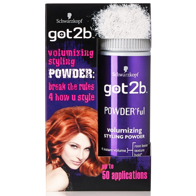 Schwarzkopf Got2b Volumizing Styling Powder Hair Care BampM