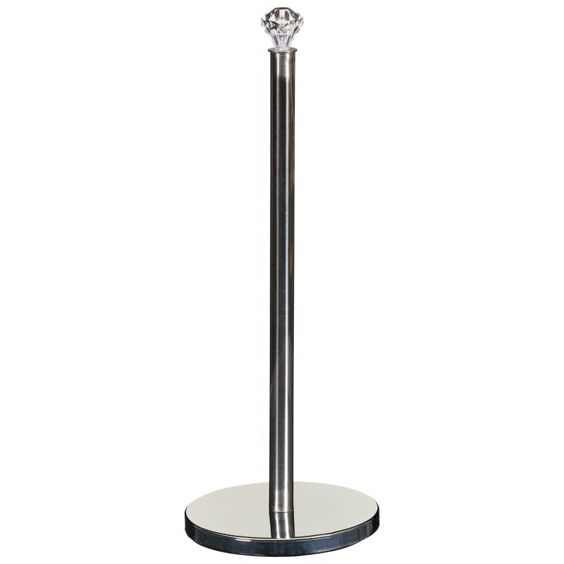 Crystal Toilet Roll Stand Bathroom Toilet Roll Holder BampM