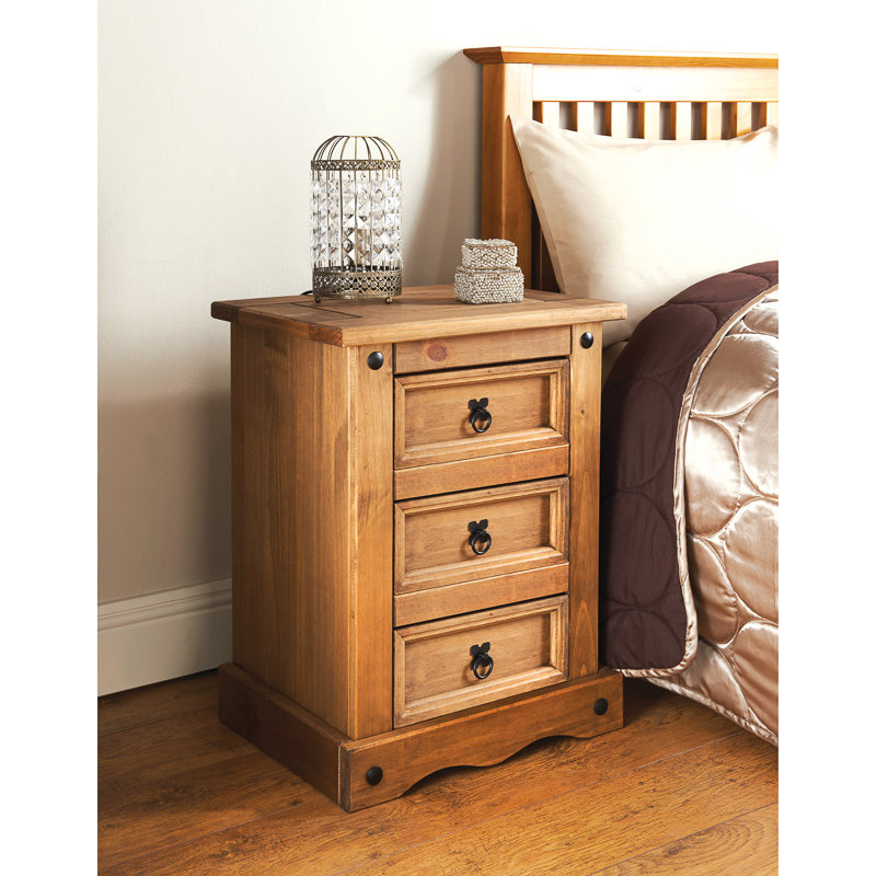 Cheapest pine bedside cabinets for Cheap bedside cabinets