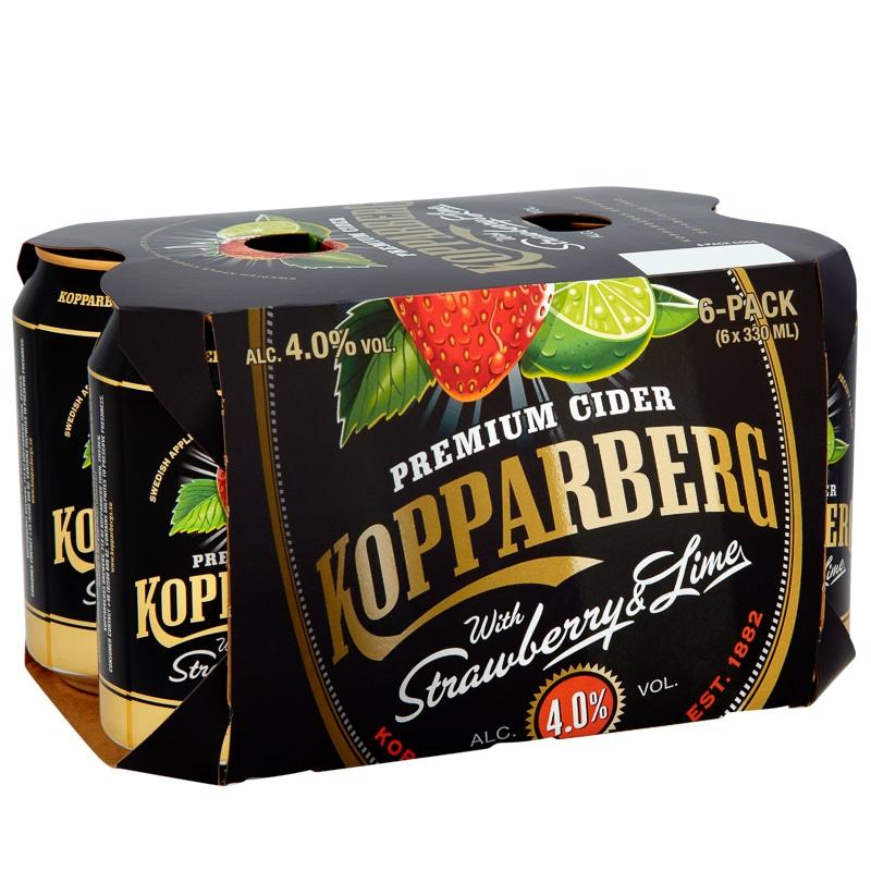 Kopparberg Strawberry Amp Lime Cider Cider Alcohol BampM