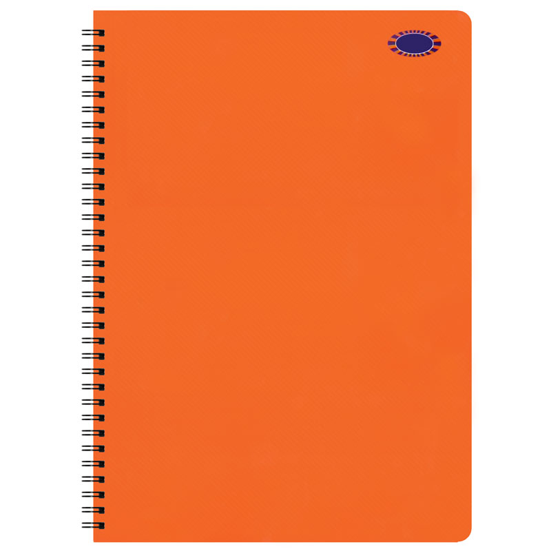 A4 Twin Wire Notebook Stationery Notebooks Amp Pads BampM