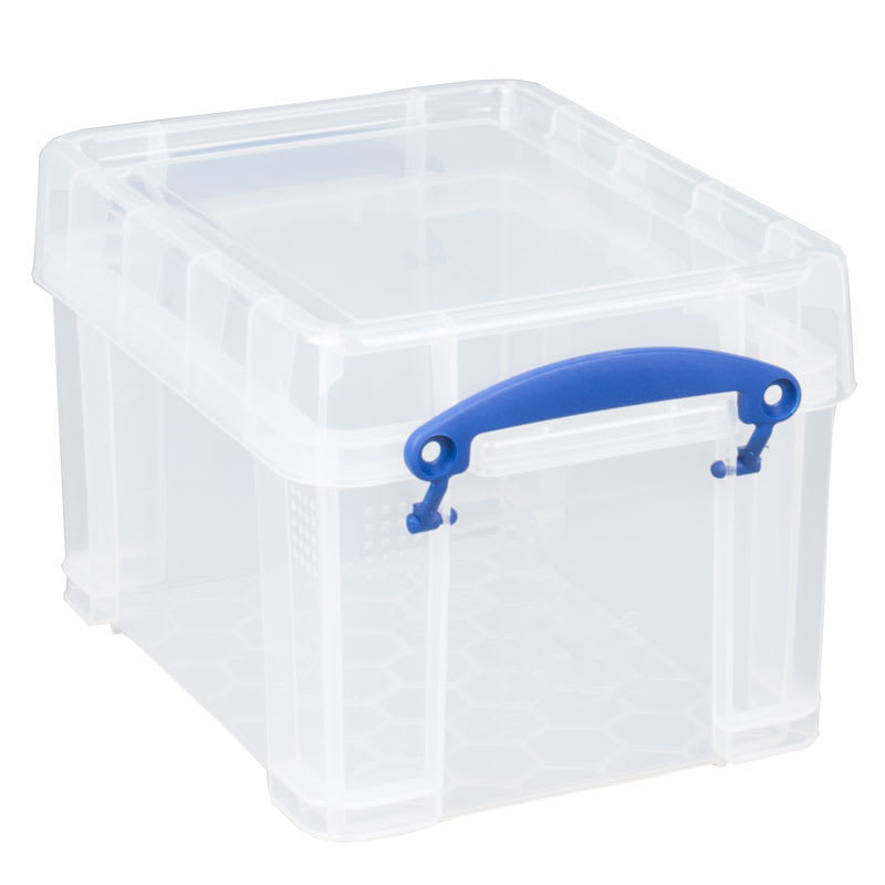 Really Useful Storage Box 3L Storage Solutions BampM