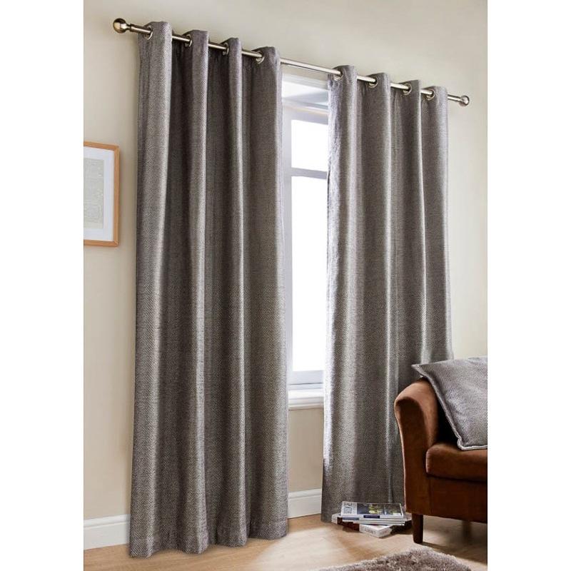 Oakley Oxford Chenille Curtains 66 X 72 Home BampM