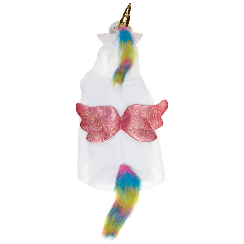 Dogs Novelty Fancy Dress Costume Unicorn Pets BampM