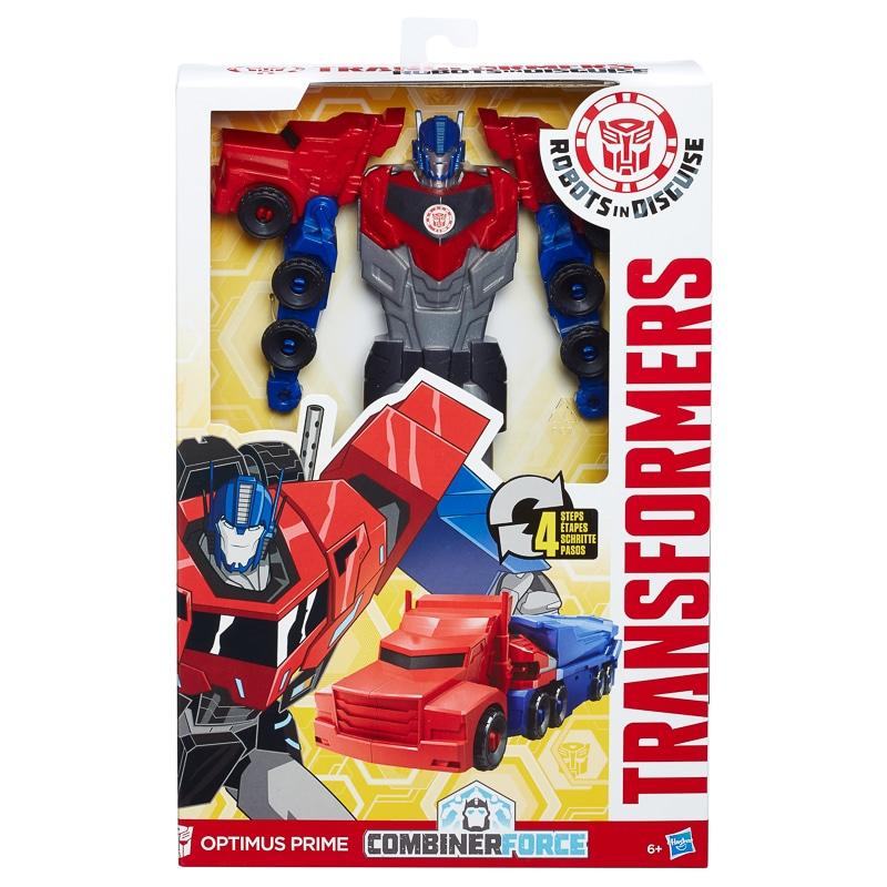 Transformers Titan Changer Optimus Prime Toys B Amp M