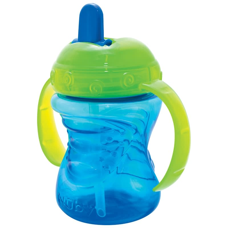 Nuby Free Flow Flip It Cup Baby Feeding B Amp M