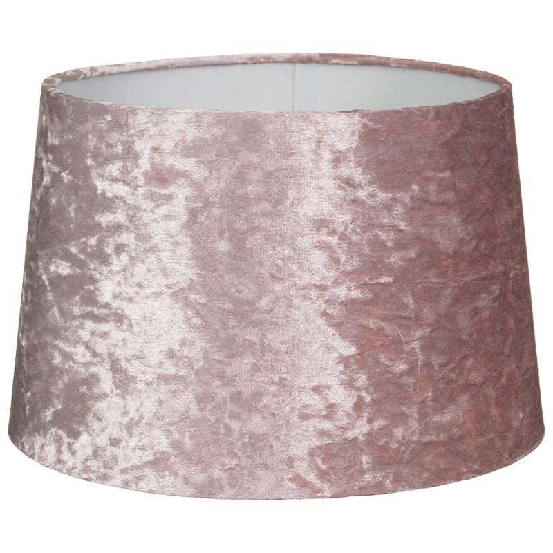 blush velvet light shade 13