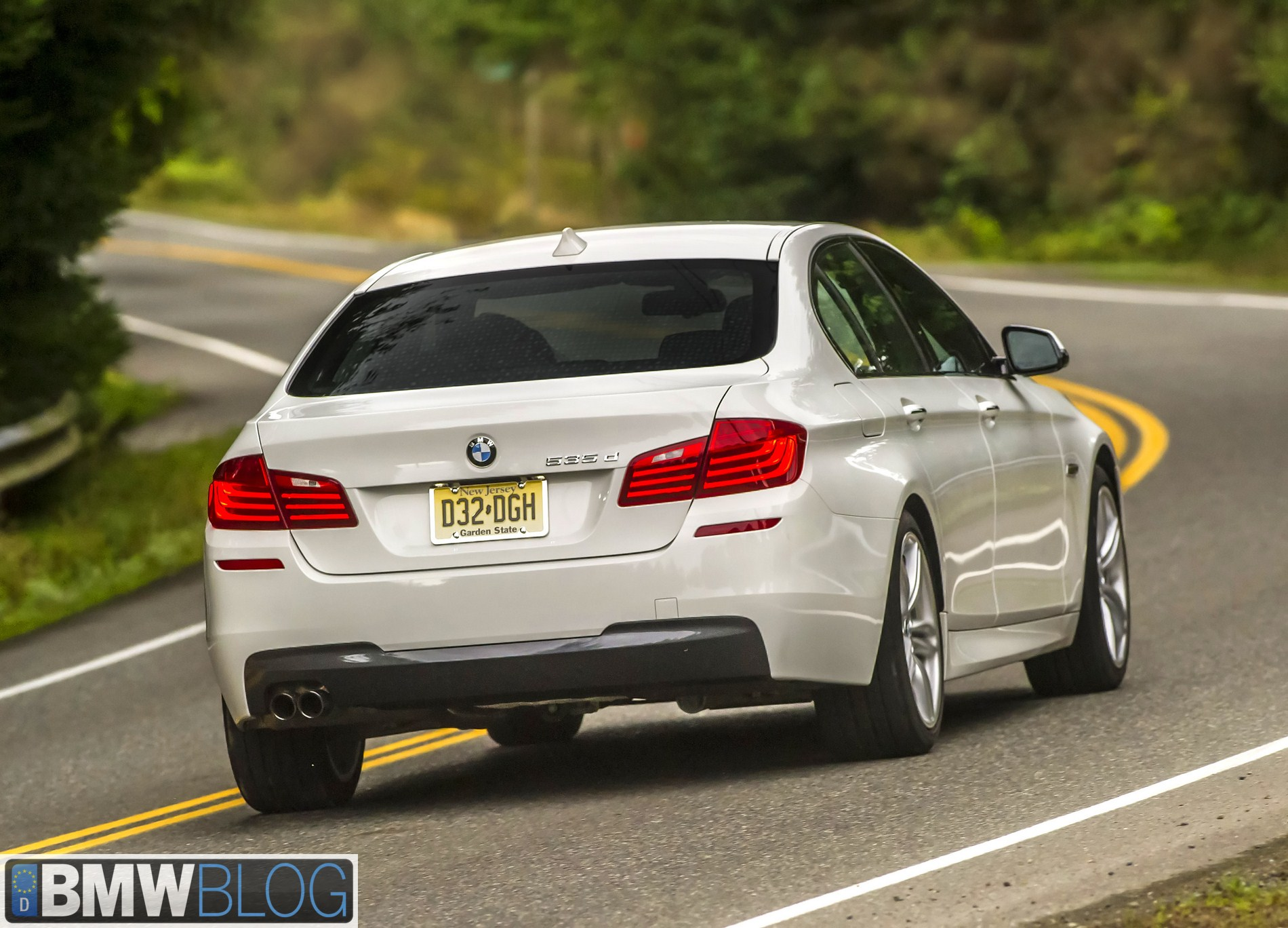 Bmw 535d Review