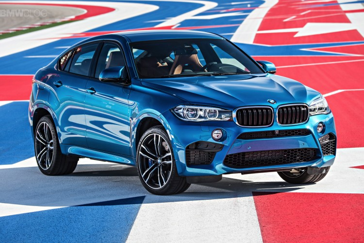 2015 BMW X6 M At Circuit Of The Americas
