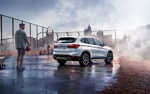 2016 BMW X1- Wallpapers