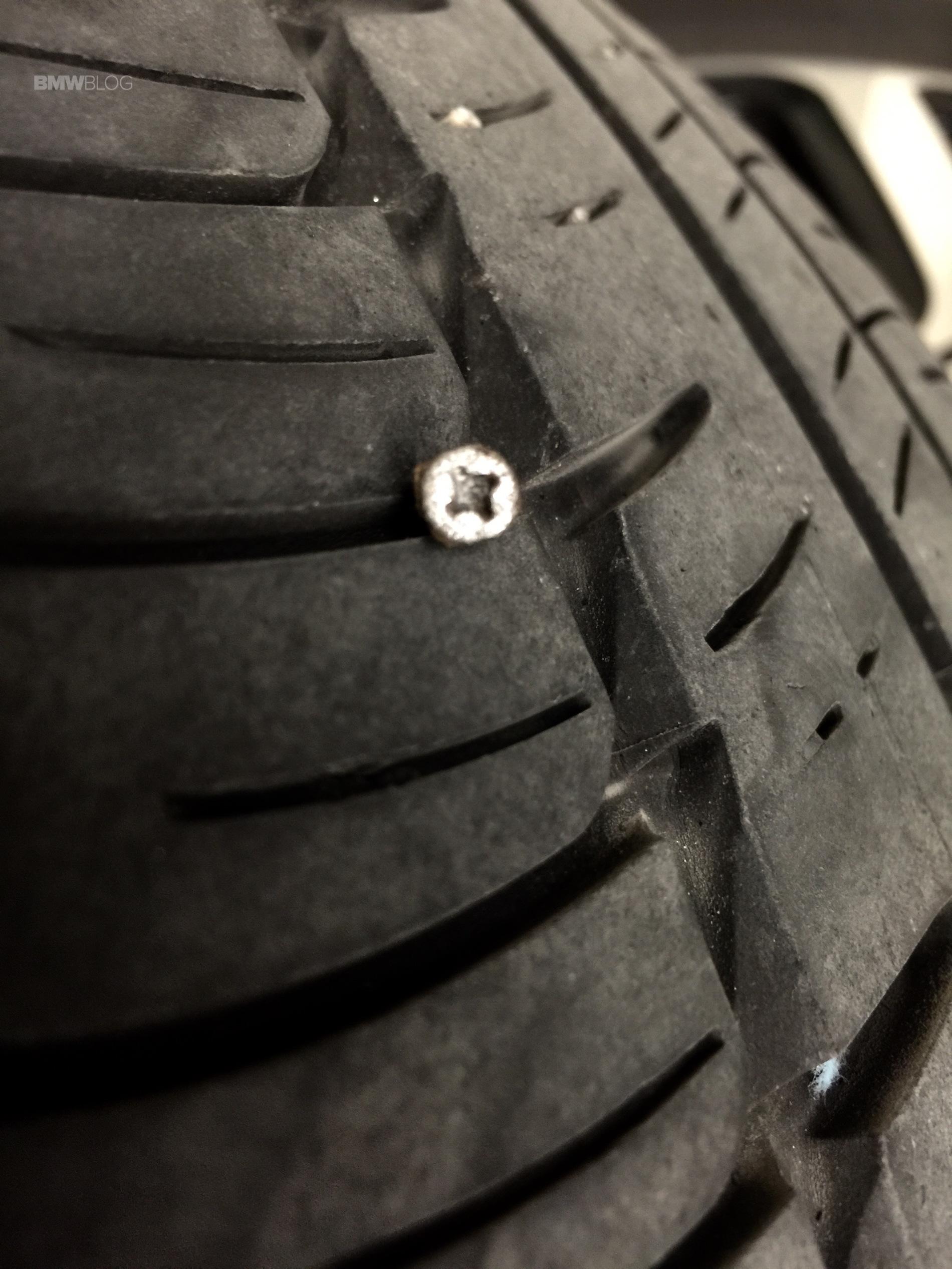 Fix Tire Nail
