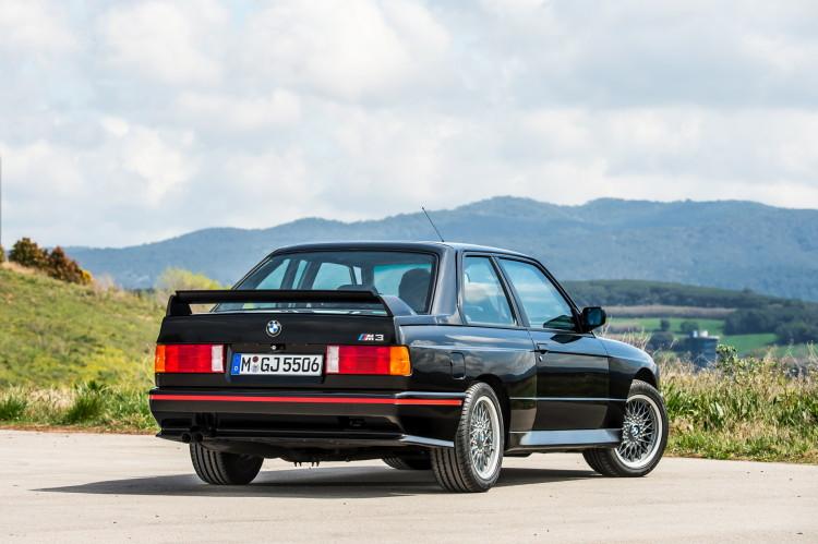 E30 BMW M3 Sport Evolution 1 750x499