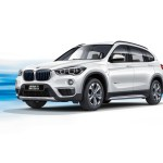 The New Bmw X1 Xdrive25le For The Chinese Market