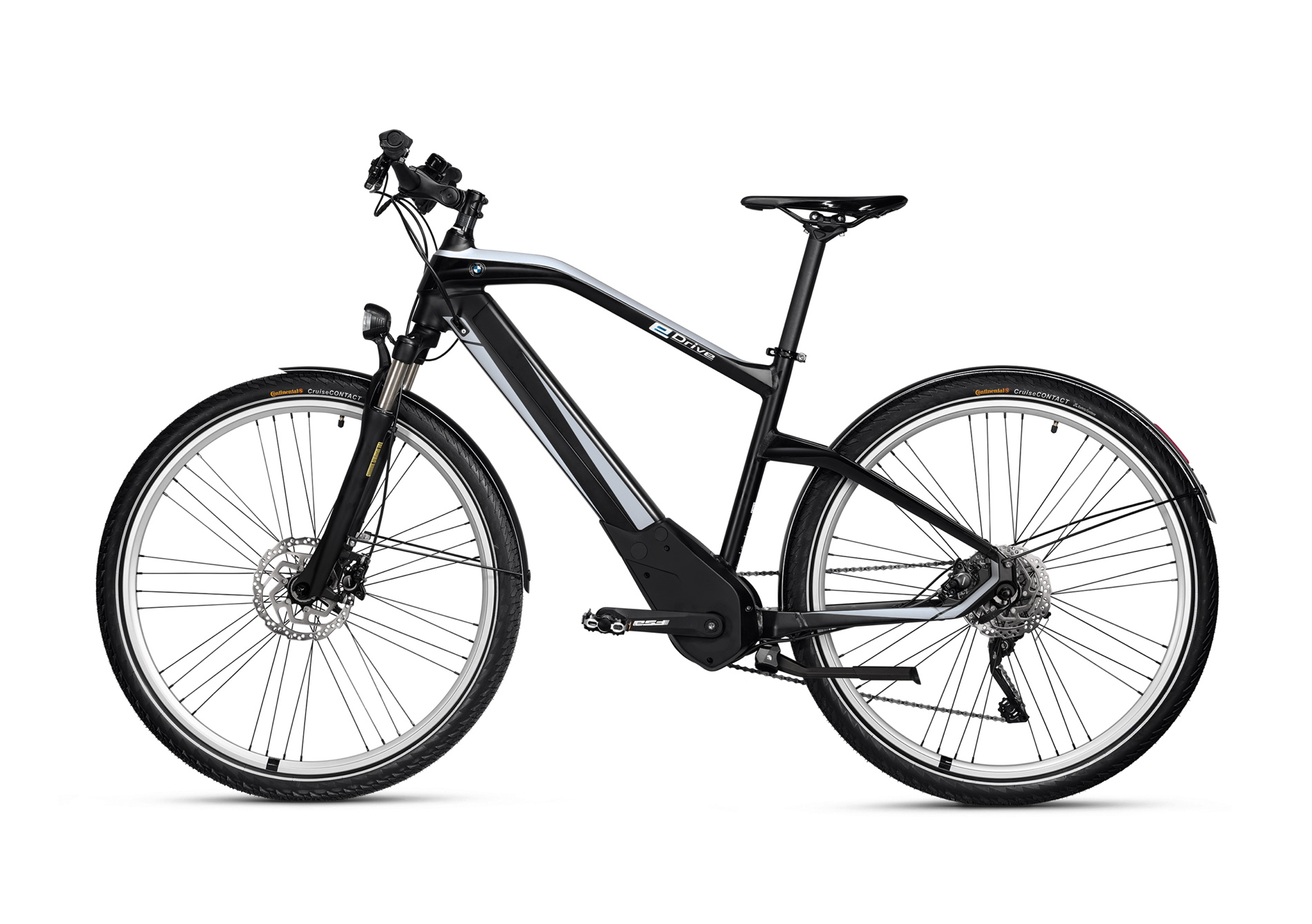 World Premiere Bmw Active Hybrid E Bike