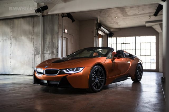 Real Life Photos Of The Bmw I8 Roadster Autoxtc