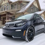 Winter Test Drive With The New 2018 Bmw I3s
