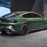 Bmw Concept M8 Gran Coupe First Videos