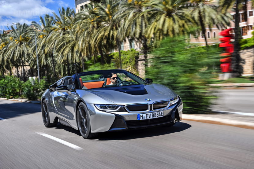 First Drive Bmw I8 Roadster It S All About The Journey