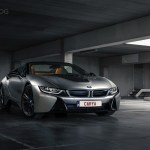 Photoshoot With The Bmw I8 Roadster First Edition